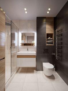 Дизайн интерьера квартиры. Ушаковская наб. 3/4 - квартира 50 кв.м