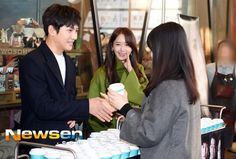161111 Yoona & Ji Changwook - 더케이투/THE K2 5% Rating Event