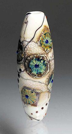 michael barley glass beads