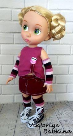 Disney animators - продолжаем переодевашки / Куклы Принцессы Дисней, Disney Princess от Disney Animators / Бэйбики. Куклы фото. Одежда для кукол