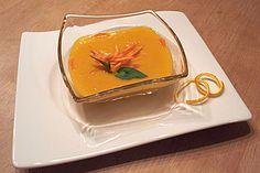 Orangen-Karotten Suppe (Rezept mit Bild) von psst77 | Chefkoch.de