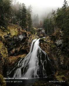 Salzburg, Austria, Waterfall, Photo And Video, City, Outdoor, Instagram, Outdoors, Waterfalls