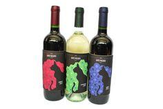 Gato Negro Wine Labels. Redesign on Behance