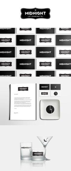 Midnight | Marcus Calamato | http://www.marcoscalamato.com, #stationary #geschäftsausstattung #corporate #design #corporatedesign <<< repinned by www.BlickeDeeler.de