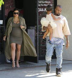 Kanye West & Kim Kardashian's Tiny Dancer - http://site.celebritybabyscoop.com/cbs/2015/10/07/kanye-kardashians-dancer #Ballet, #Cousins, #Dance, #KanyeWest, #KimKardashian, #KourtneyKardashian, #NorthWest, #PenelopeDisick, #Tutu