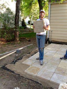 76 Stunning Backyard Patio Ideas Pavers Walkways 72