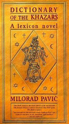 Lexicon Cosri Dictionary Of The Khazars