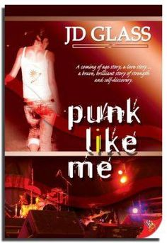 cover of the book Punk Like Me