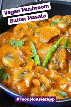Check out these awesome vegan, plant-based, simple recipe on the Food Monster App! And dont forget to pin to your favorite board! Indian Food Recipes, Gourmet Recipes, Whole Food Recipes, Vegetarian Recipes, Cooking Recipes, Healthy Recipes, Vegan Indian Food, Simple Recipes, Pizza Recipes