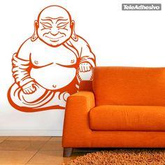 Stickers muraux Buda2