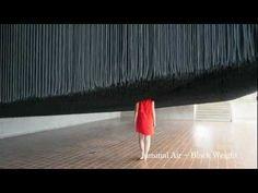 箱根彫刻の森美術館「大巻伸嗣 存在の証明」展 PROOF OF EXISTENSE - YouTube