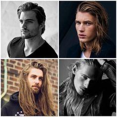 männer haarschnitt, männerfrisuren 2018, langhaarfrisuren für männer