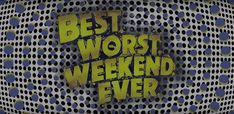 Best. Worst. Weekend. Ever. follows four friends as they make the most of their last weekend before high school.   A comic convention has come to town, and they will do whatever it takes to be part of the magic. But after a wild party, a lost dog and a destroyed house, their friendship is put to the test.  Watch Best. Worst. Weekend. Ever.  Created by Daniel Bryan Franklin and Robin Stein  #Netflix  #Comedy #Trailers #Family Netflix Family Movies, Netflix Trailers, Comic Conventions, Netflix Original Series, Daniel Bryan, Comedy Series, Netflix Originals, Losing A Dog