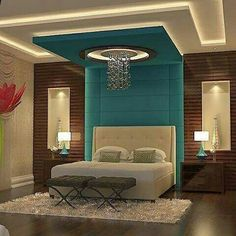 For an outstanding bedroom Interiors like this 👆 Kindly ASAP . Or DM for enquiries . Bedroom Pop Design, Room Door Design, Luxury Bedroom Design, Bedroom Furniture Design, Bed Design, Bedroom Decor, Bedroom Interiors, Interior Ceiling Design, House Ceiling Design