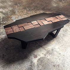 Ysa Walnut // Coffee Table