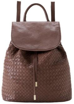 522b6850848ee Shiraleah Handbags Atherton Backpack Chocolate