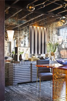 KELLY WEARSTLER | INTERIORS. Tribeca Loft