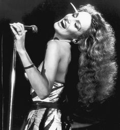 100 Years of Down-to-There Hair  Jerry Hall