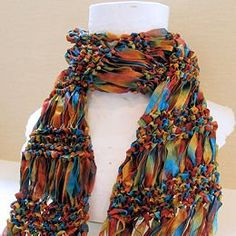 Knifty Knitter Scarf Patterns | Knifty Knitter Scarf Patterns - Free - Squidoo : Welcome to Squidoo