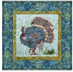 McKenna Ryan Quilt Pattern Fields End Turkey Bird Tom DIY Quilting   eBay