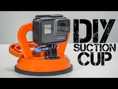 How to Make a Stronger Suction Mount Than GoPro for Half the Price