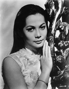 Nancy Kwan - From 'The World of Suzy Wong'  w/ Wm Holden -  An all time favorite of mine.