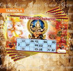 Ganpati Bappa, MORYAA!!! That's what everyone shouts when August arrives, because with it, Ganesh Chaturthi also comes to our doorstep. Make your Ganesh Chaturthi extravagant by playing this exciting game with your family and friends. #kittygames #GaneshChaturthiGames #themetambola #themegames #papergames #oneminutegames #ladieskitty #familygames Shop online or call at 9568021000 or 9927043141.