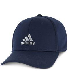 77b78c26de157 adidas Men s ClimaLite Stretch Rucker Hat - Black S M