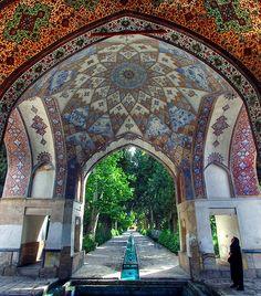 Bagh-e Fin, Irán