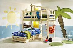 Adjustable Furniture For Children's Room! - IcreativeD