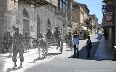 WW2 Then and Now
