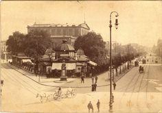 Café Kröpcke, Cnr Rathenaustraße & Georgstraße, Hanover (c.1895) | by pellethepoet