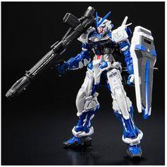 Gundam Seed Astray Real Grade : MBF-P03 Gundam Astray Blue Frame [PRE- – HYPETOKYO