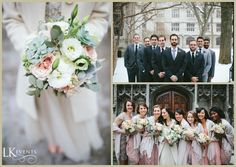 Chicago Winter Wedding - details and inspiration - LK Events - Photos by Stoffer Photography