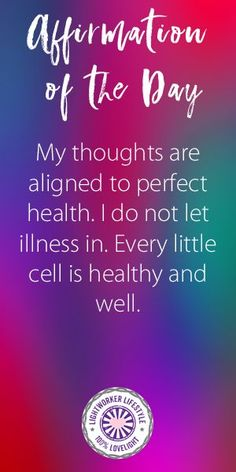 Affirmation of the Day My thoughts are aligned to perfect health. Positive affirmations, inspirational quotes, positive quotes, positive quotes for … Healthy Affirmations, Morning Affirmations, Daily Affirmations, Positive Quotes For Women, Inspirational Quotes For Women, Inspiring Quotes About Life, Affirmation Of The Day, Affirmation Quotes, Mantra