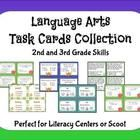 This is a compilation of all of my task cards for second to third grade language arts skills. They are all available individually in my store, but ...