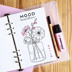 20 mood trackers à copier de toute urgence ! - Lisly s world