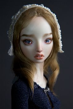 It Is Not The World Of Smiles: Enchanted NSFW Dolls By Marina Bychkova