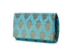 Moyna Sari Clutch from Kelly Rutherford