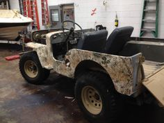 Looks great on new and old vehicles and is cheaper than a paint job! #CamoMyRide  www.CamoMyRide.com