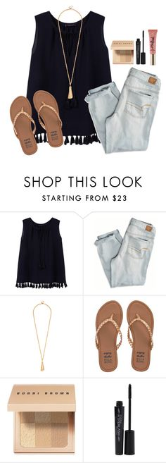 """""""""""Give all your worries and cares to God, for he cares about you."""" ~1 Peter 5:7"""" by hayleighbrown11 ❤ liked on Polyvore featuring Violeta by Mango, American Eagle Outfitters, Billabong, Bobbi Brown Cosmetics, Smashbox and Too Faced Cosmetics"""