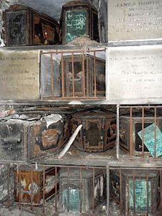 Cemetery Explorers: February 2010