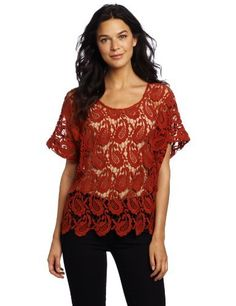 Tt Collection Women's Dane Lace Blouse Tt Collection. $216.00. Dry Clean Only. dolman. short sleeve. Made in USA. 100% Silk/100% Cotton