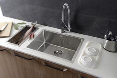 EPIC nerezový dřez 22x43x16 cm, R10 : SAPHO E-shop Sink, Shopping, Home Decor, Sink Tops, Vessel Sink, Decoration Home, Room Decor, Vanity Basin, Sinks