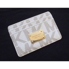 Michael Kors card case Brand new with tags 100% authentic Michael Kors Bags Wallets