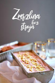 Just Dare to Cook: Domáca zmrzka Freezer, Cereal, Ice, Cooking, Breakfast, Food, Baking Center, Chest Freezer, Kochen