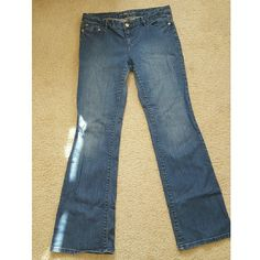 Chic Studded Michael Kors Jeans Super cute Studded Michael Kors Jeans sz 10, worn once, look great!!! Jeans do have stretch to hug your curves! Michael Kors Jeans Boot Cut