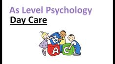 How does day care affect one's psychology? How does it affect their social skills and aggression? In this lesson we will answer these questions and look into. A Level Revision, Psychology A Level, Social Skills