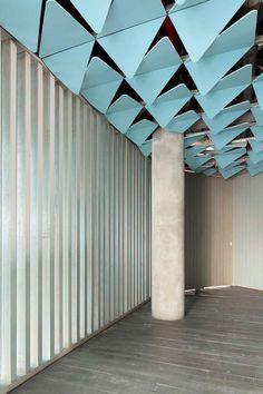So Hot Right Now // Scale Shingles in Architecture & Design.