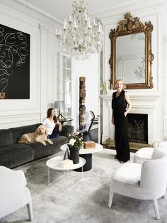 Rustic French Country Decor A Life Individual - Joanna Murray-Smith more space magazine.Rustic French Country Decor A Life Individual - Joanna Murray-Smith more space magazine Design 3d, House Design, Design Ideas, Living Room Inspiration, Interior Inspiration, Design Inspiration, Home Living Room, Living Room Decor, French Living Rooms